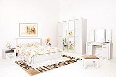 Кровать двуспальная Гамма 20, Сандал, СВ Мебель (Россия), фото 2