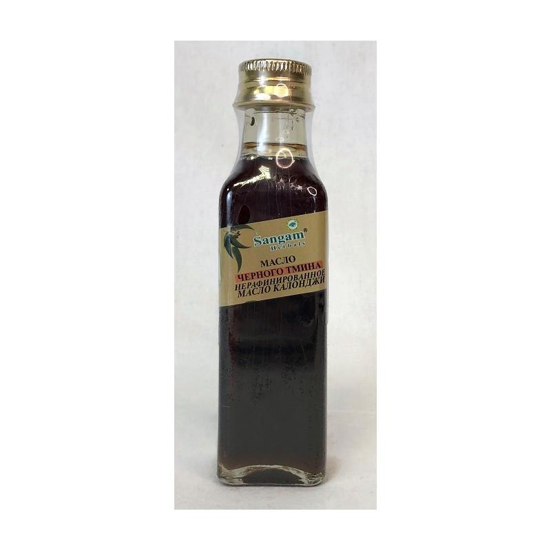 Масло черного тмина Sangam 100 мл
