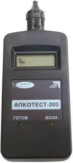Алкотест-203