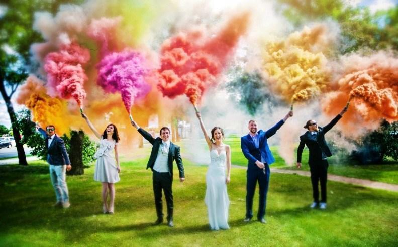 Цветной дым Color Smoke