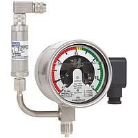 Монитор плотности газа Со подключаемым преобразователем Модель GDM-100-TA