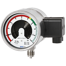 Монитор контроля плотности газа с выходом Modbus® Модель GDM-100-TI-D
