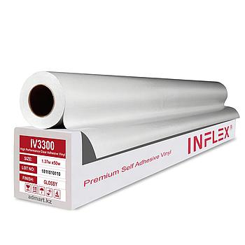 INFLEX PREMIUM 1,37мх50х 140g GLOSSY IV3300 POLYMERIC