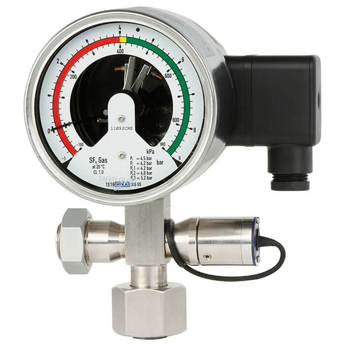 Монитор плотности газа Модель GDM-100-CV