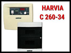 Пульт управления Harvia C 260-34 (для электрических печей 26-34 кВт)