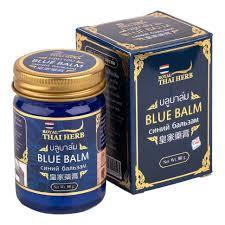 Синий бальзам от варикоза, Тайланд, 50 гр