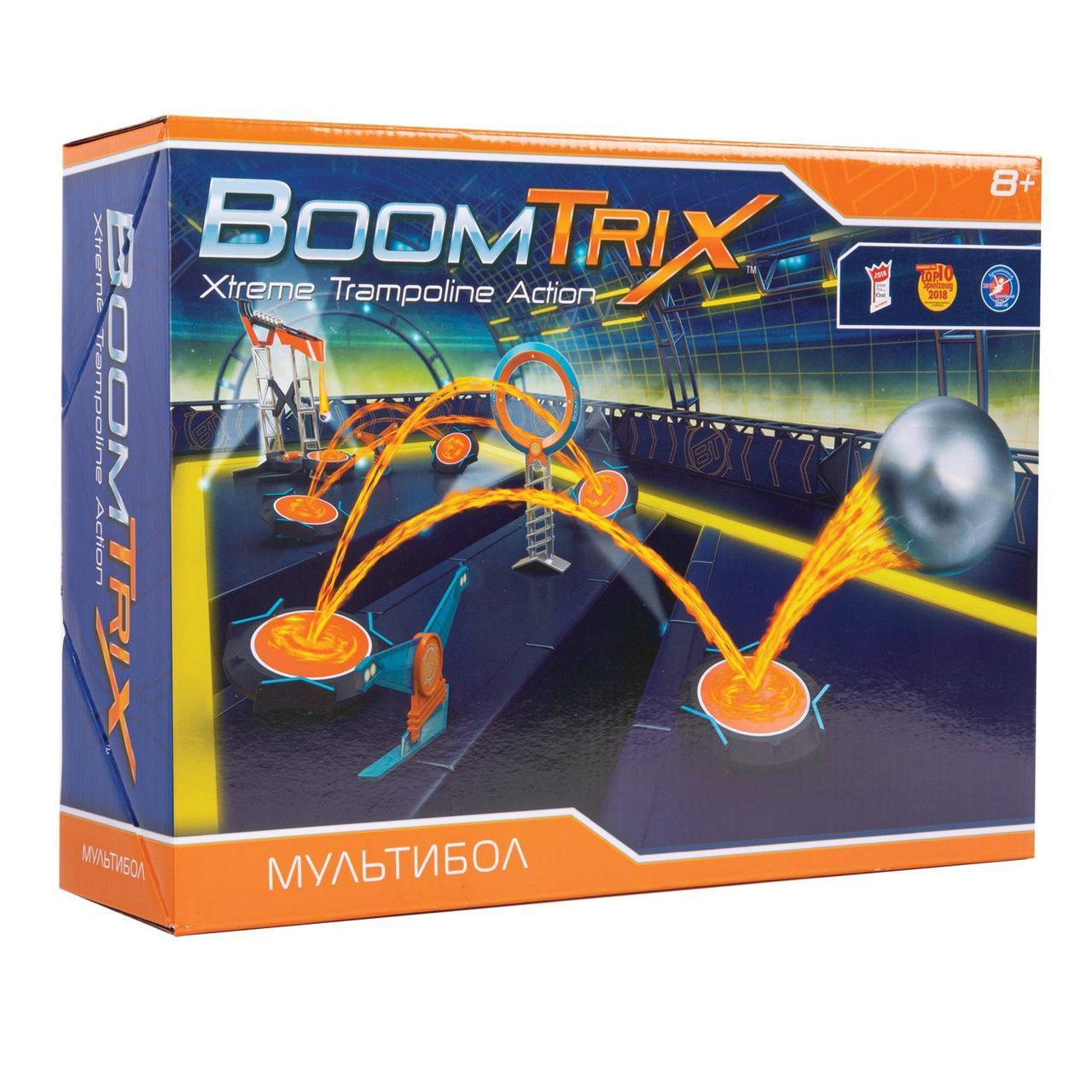 BoomTrix 80650 Стартовый набор для настольной игры Бумтрикс Мультибол