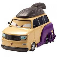 Cars / Тачки Металлическая модель Кингпин Нобунага