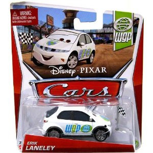 Cars / Тачки - Эрик Лэнели