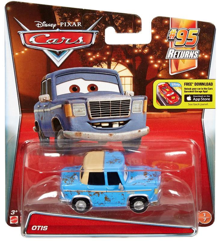 """Cars / Тачки """"#95 Returns"""" Отис"""