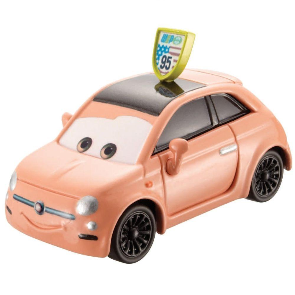 "Cars / Тачки ""95"" Карла Картер"