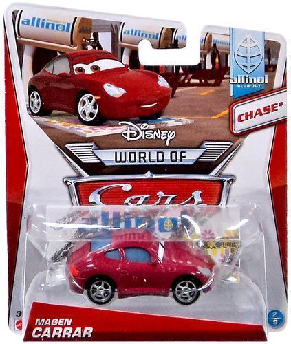 "Cars / Тачки ""Alinol"" Мегэн Каррар"