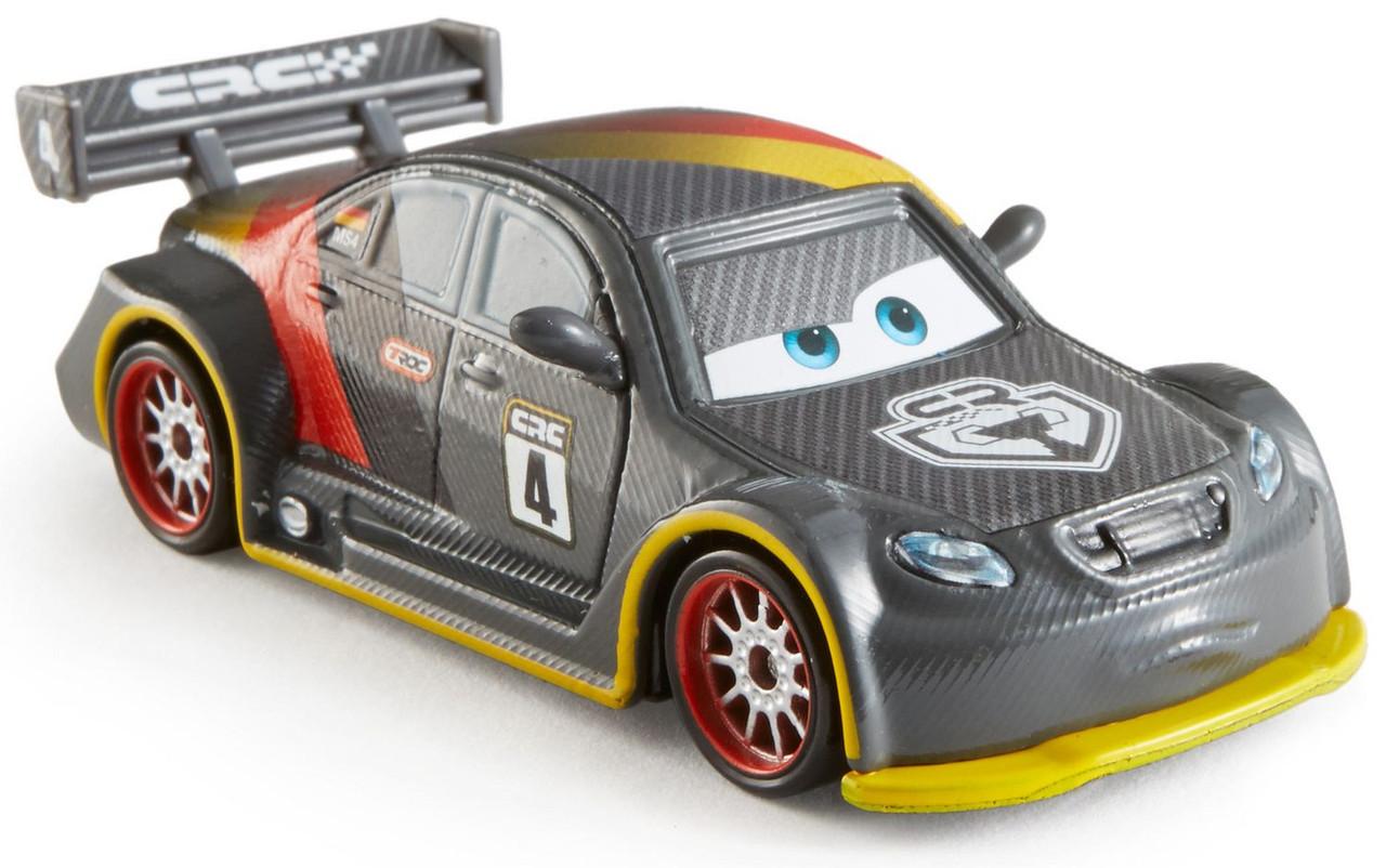 "Cars / Тачки ""Carbon Racers"" - Макс Шнель"