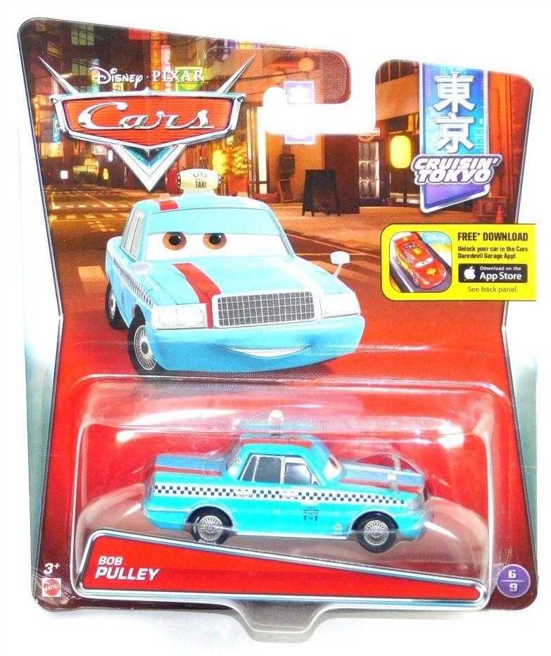 "Cars / Тачки ""Cruisin Tokyo"" - Bob Pulley"