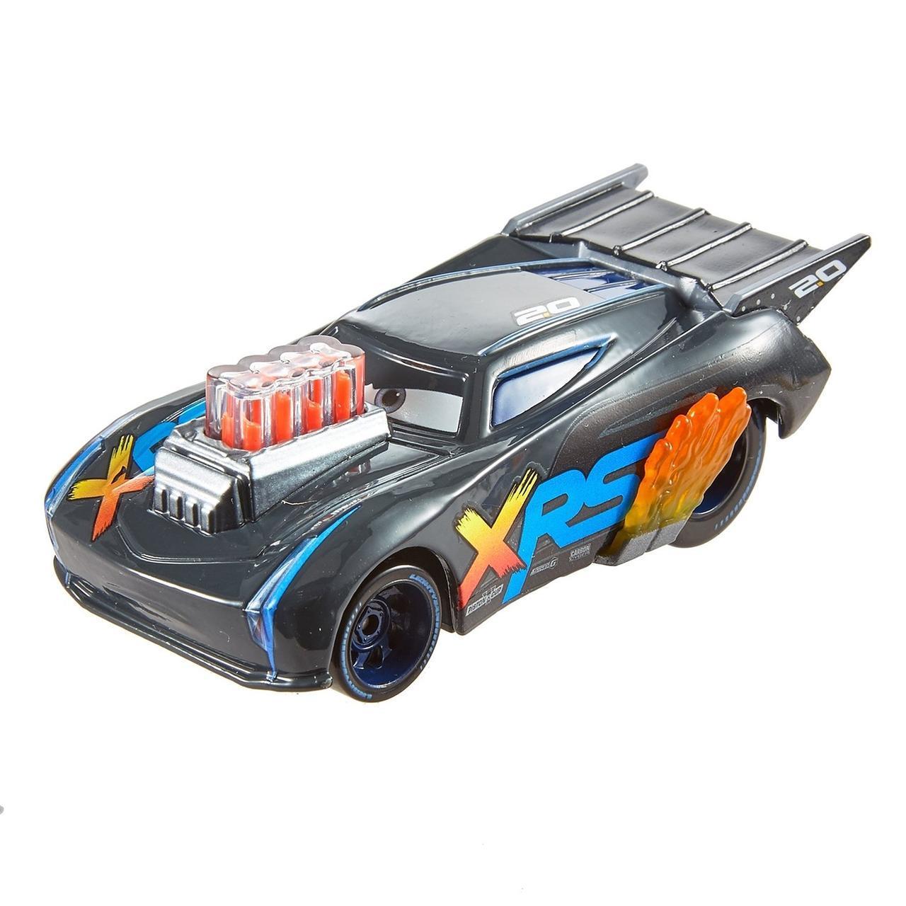 """Cars / Тачки """"DRUG Racing"""" Металлическая модель Джексон Шторм №20"""