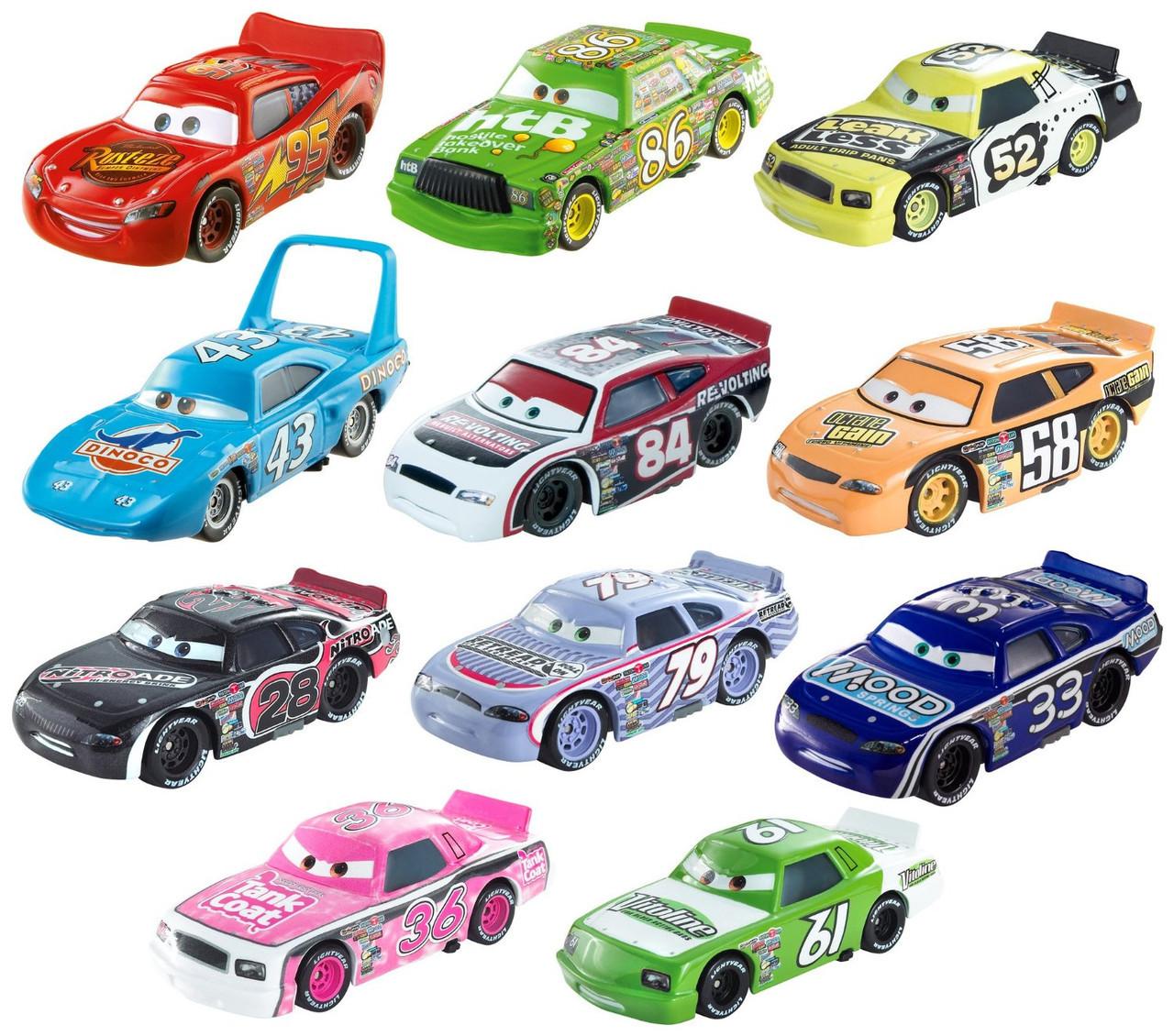 """Cars / Тачки """"Piston Cup"""" Полный набор моделей"""