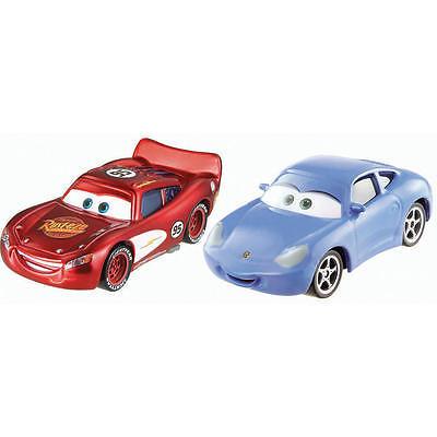 "Cars / Тачки ""Radiator Springs"" - Салли и обновленный МакКуин"