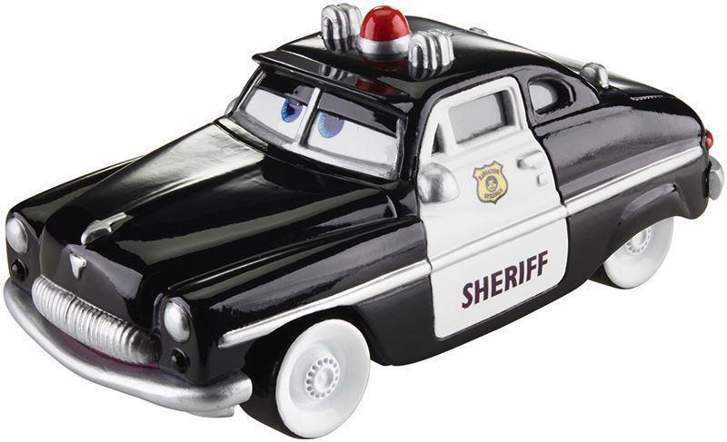 "Cars / Тачки ""Radiator Springs, Classic"" - Шериф"