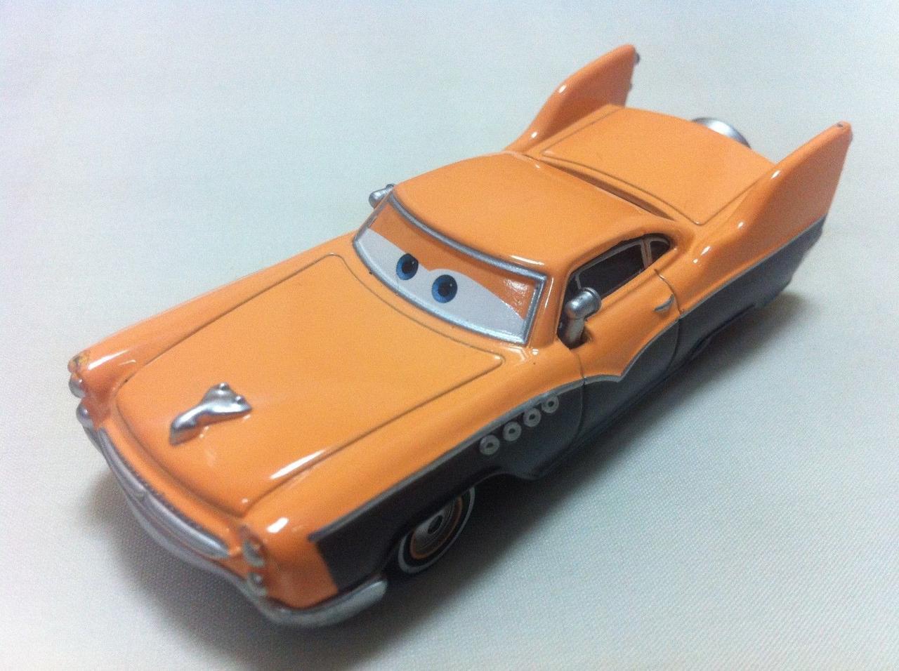 "Cars / Тачки ""Radiator Springs, Retro"" - Hank ""Halloween"" Murphy"