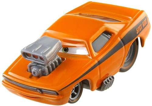 "Cars / Тачки ""Sheriff's Impound Lot"" - Снот Род"