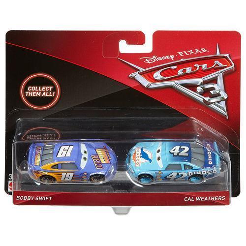 """Cars / Тачки """"Тачки 3"""" Бобби Свифт и Кэл Везерс"""