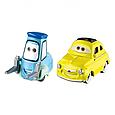 """Cars / Тачки """"Тачки 3"""" Металлические модели Гуидо и Луиджи, фото 2"""