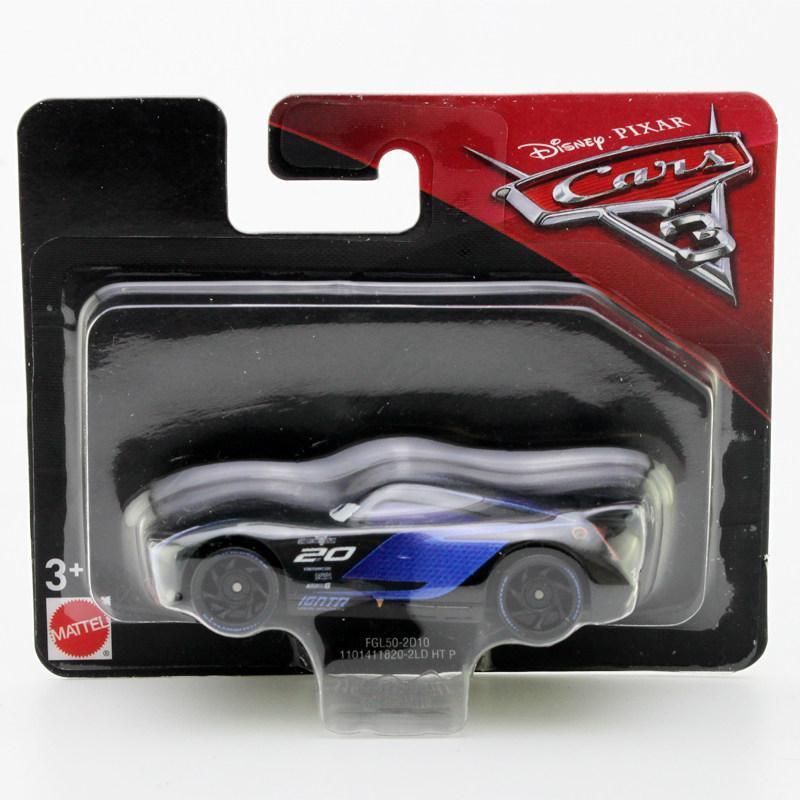 "Cars / Тачки ""Тачки 3"" Пластиковая модель Джексон Шторм, 8 см."