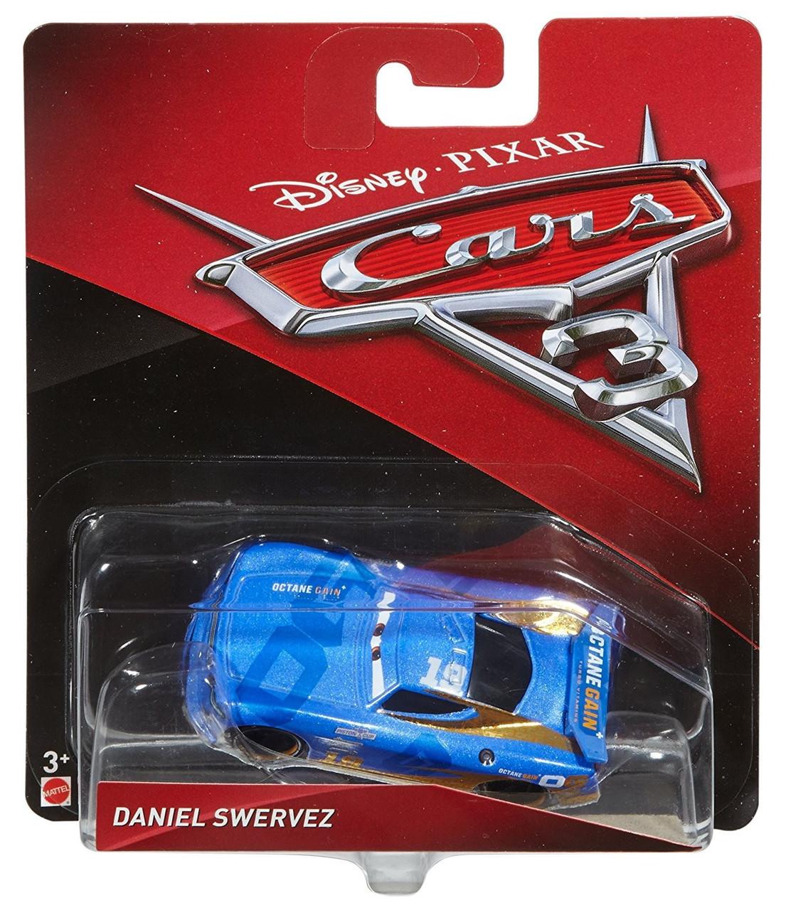 """Cars / Тачки """"Тачки 3"""" Дэниэль Верти"""
