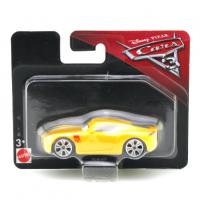 """Cars / Тачки """"Тачки 3"""" Пластиковая модель Крус Рамирес, 8 см."""