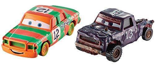 """Cars / Тачки """"Тачки 3"""" металические модели Хай Импакт и Джимбо"""