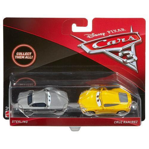 """Cars / Тачки """"Тачки 3"""" Стерлинг и Крус Рамирес"""