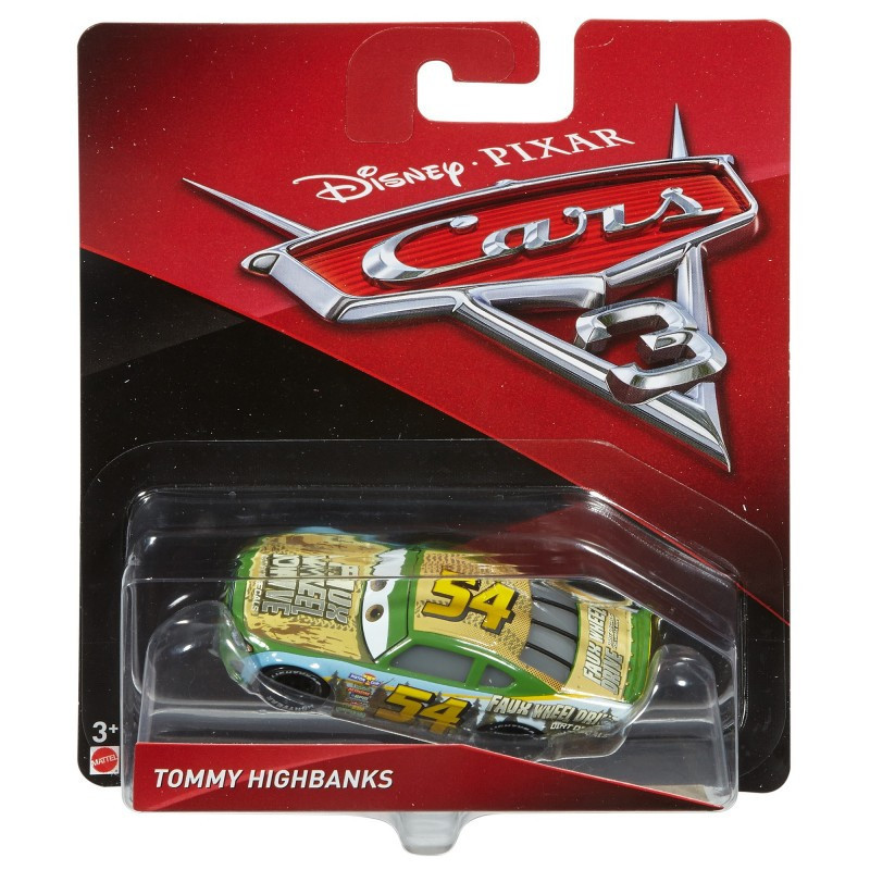 "Cars / Тачки ""Тачки 3"" Томми Хэйбэнкс №54"