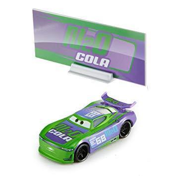 "Cars / Тачки ""Тачки 3"" Хэджей Холлис №68 + бонусная карточка"