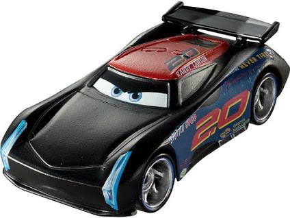 "Cars / Тачки ""Томасвилльские легенды гонок"" Джексон Шторм №20 в цветах Randy Lawson"