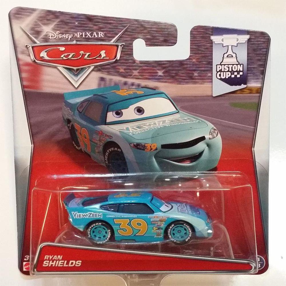 Cars / Тачки Piston Cup Раян Шиэлдс №39