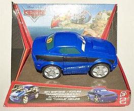 """Cars / Тачки """"Шпионские Штучки"""" Пластиковая машинка-трансформер Род """"Конь"""" Редлайн"""