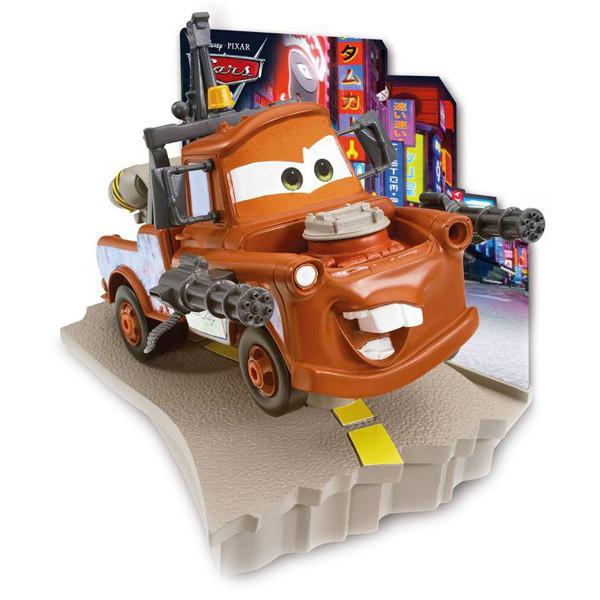 Cars / Тачки конструктор мэтр