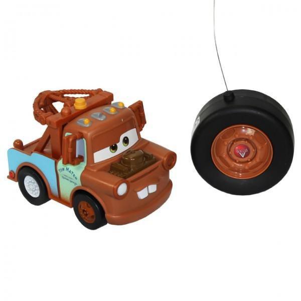 Cars / Тачки Мэтр с пультом