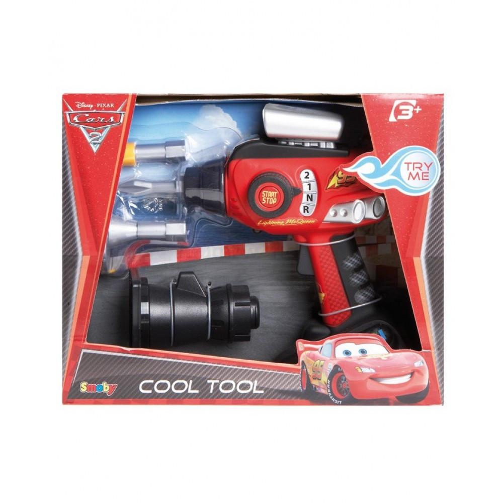 Cars / Тачки супердрель