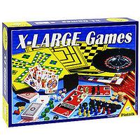 Games Piatnik Набор игр X-Large Games (200 игр + шахматы + рулетка)