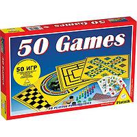 Games Piatnik Набор настольных игр 50 в 1