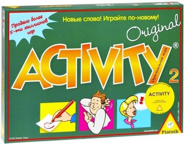 """Games Piatnik Настольная игра """"Активити 2"""", Activity 2"""