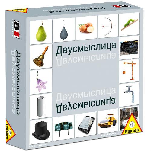 """Games Piatnik Настольная игра """"Двусмыслица"""""""