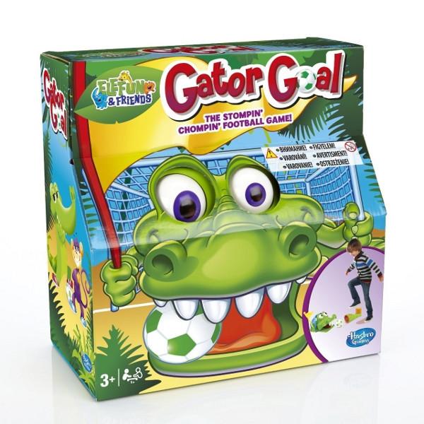 "Hasbro Games Настольная игра ""КрокоГол"" - футбол"