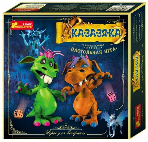 Ranok 5862 Настольная игра Ка-за-зя-ка