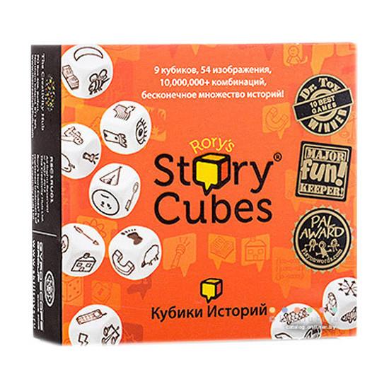 """Story Cubes Настольная игра """"Кубики историй"""" - Оригинальная"""
