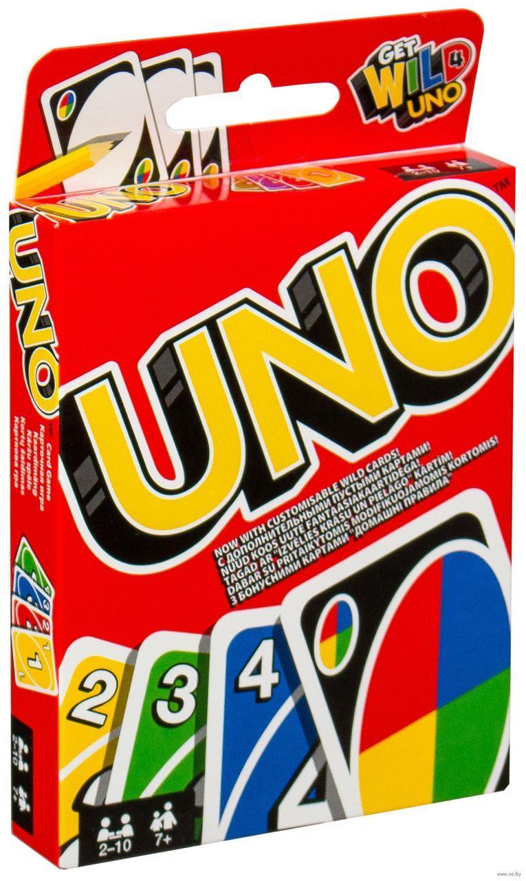 "Карточная игра ""Uno"" BGY49"