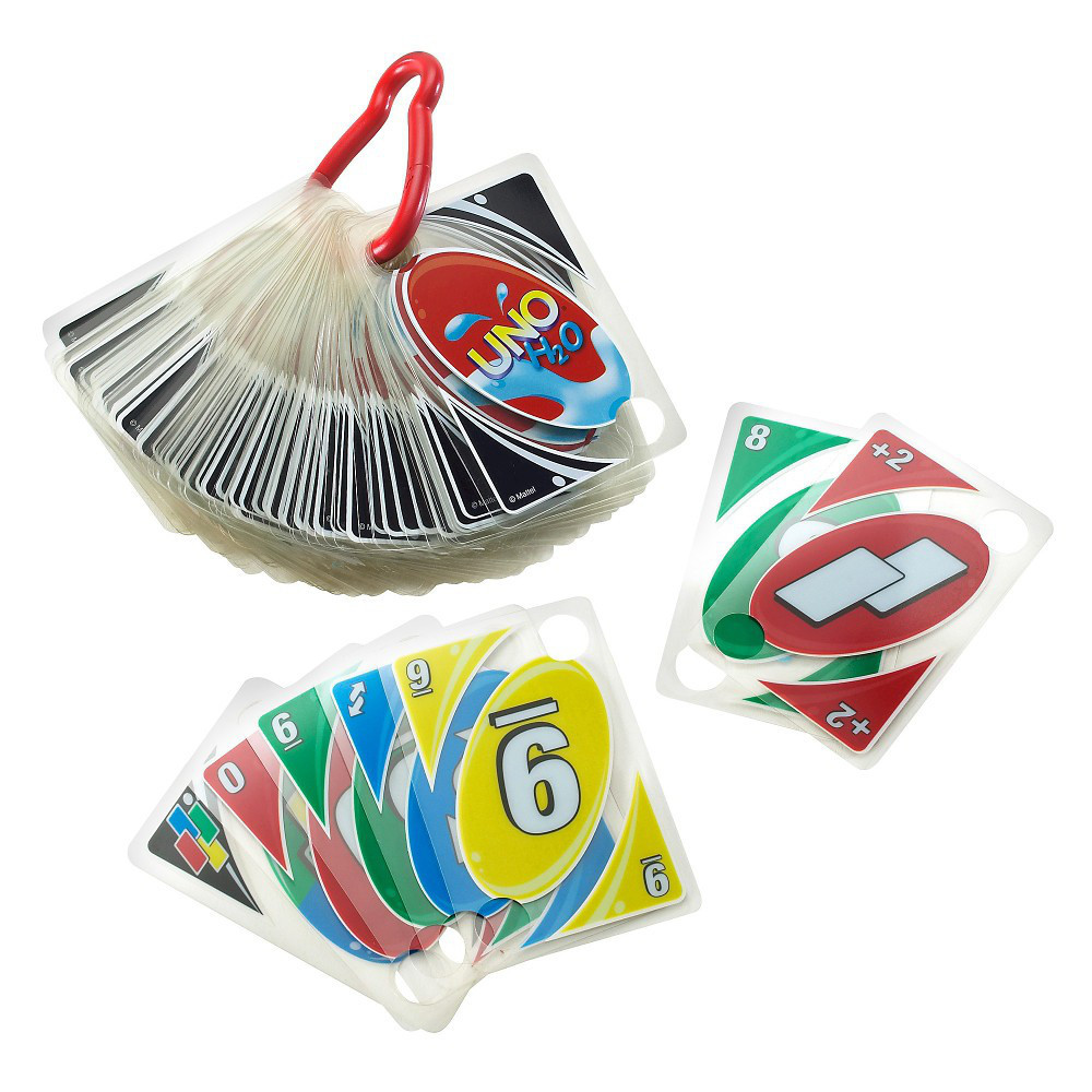 """Карточная игра """"Uno"""" водонепроницаемые карты"""