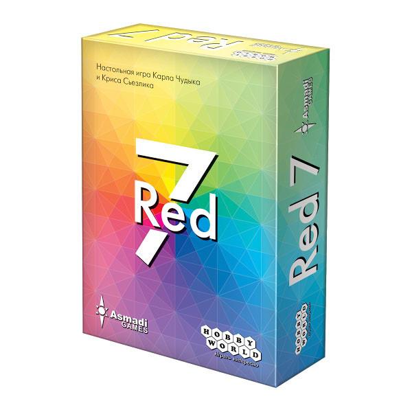 """Настольная Игра """"Hobby World Red 7"""""""