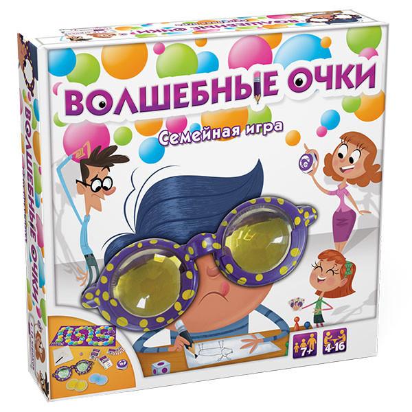 """Настольная игра """"Волшебные очки"""""""